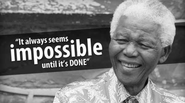 leadership - mandela