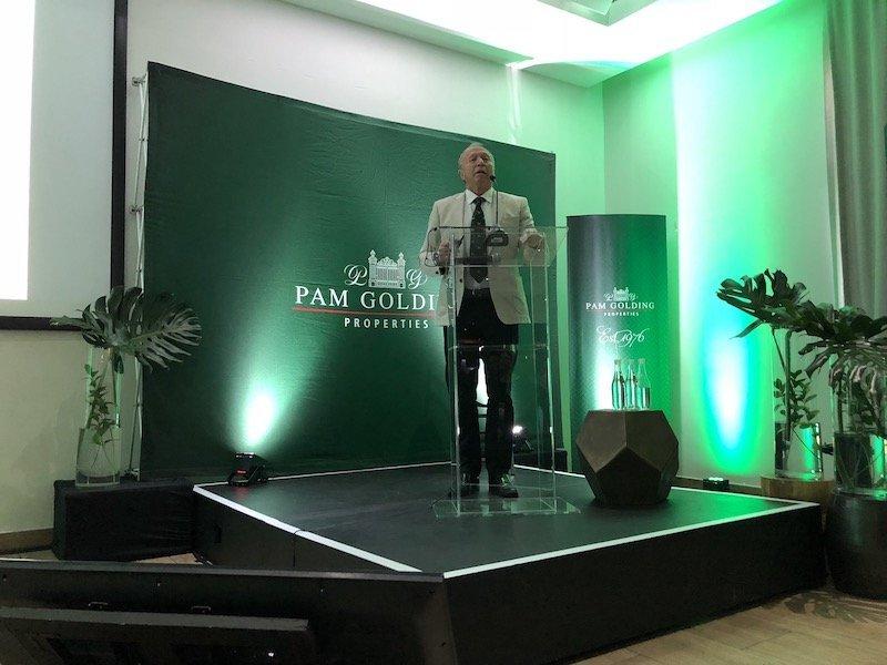 Best Motivational Speaker Dr Steve Harris - Pam Golding Properties