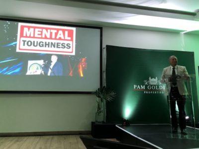 Motivational Speaker Dr Steve Harris - Pam Golding Properties