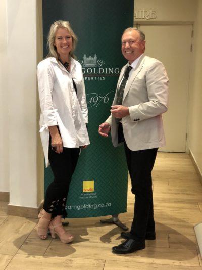Motivational Speaker Dr Steve Harris - Pam Golding Properties 1