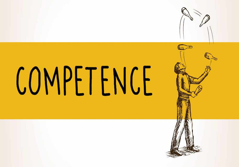 What do you know about the competence game? 1